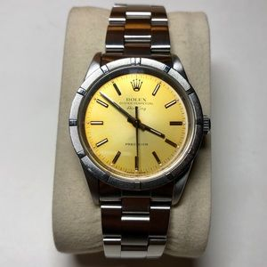 Rolex Oyster Perpetual Air King 36mm Watch